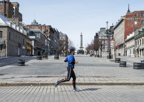 Coronavirus disrupting your workout routine? Here's how to take up jogging – safely