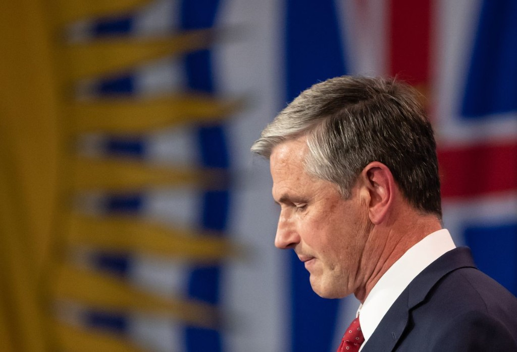 Opinion: B.C.'s Liberals were thrashed at the polls. Now, they face political annihilation