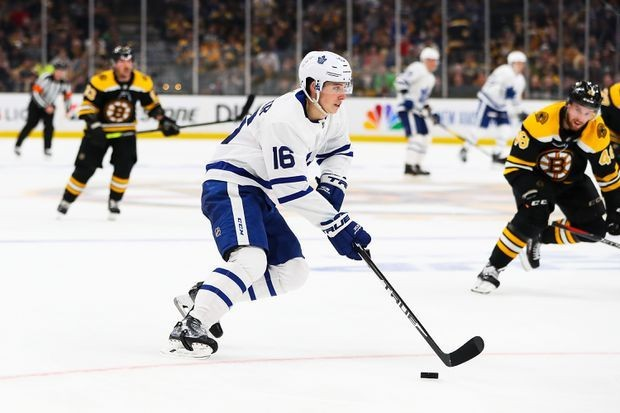 Mitch Marner agrees to six-year deal with Toronto Maple Leafs