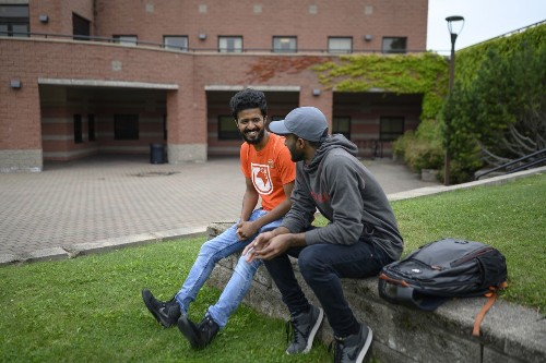 In Cape Breton, a dramatic rise in international students has transformed a school and a community