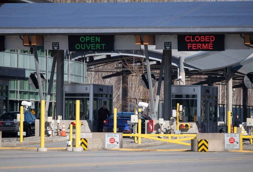 Opinion: In Canada's fight against the coronavirus, the U.S. border remains a problem