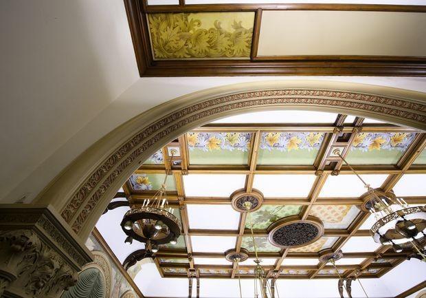 Original art, unseen in over a century, uncovered in Ontario legislature