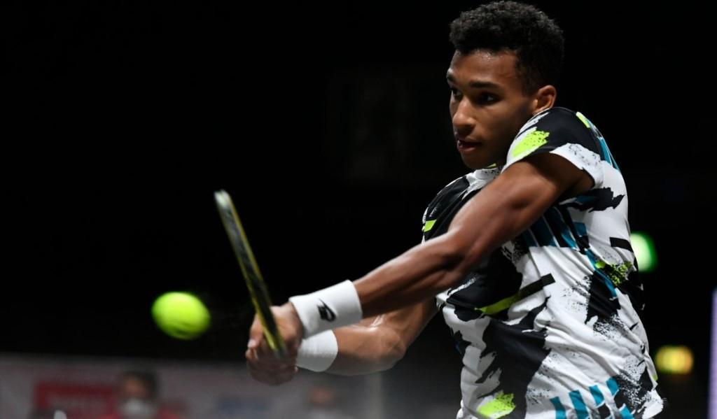 Felix Auger-Aliassime advances to quarter-finals at Cologne Championship