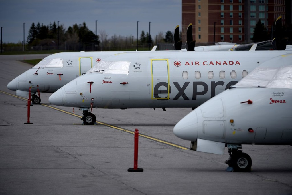 Opinion: By reducing air travel within Canada, COVID-19 has opened another equity gap