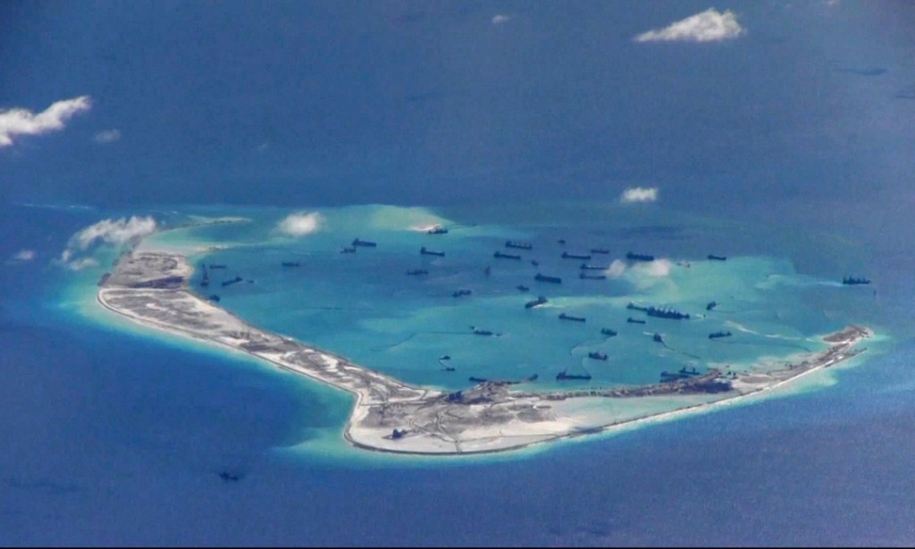Notice: South China Sea - Cover