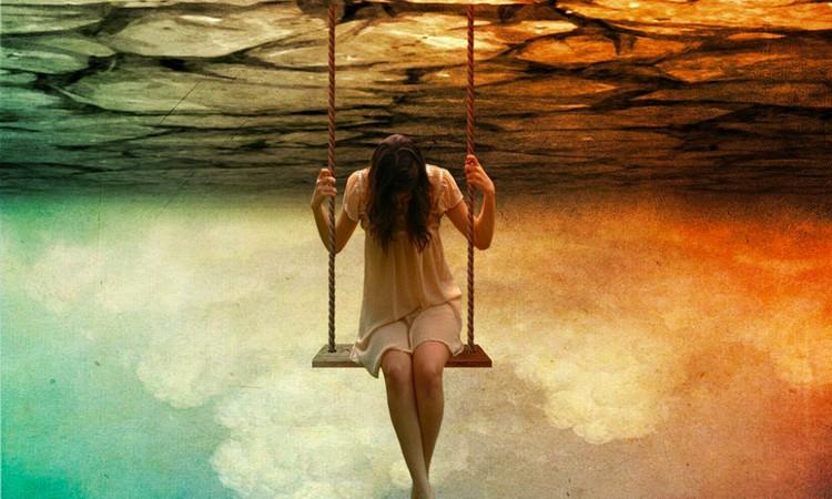 憂鬱症 - Magazine cover