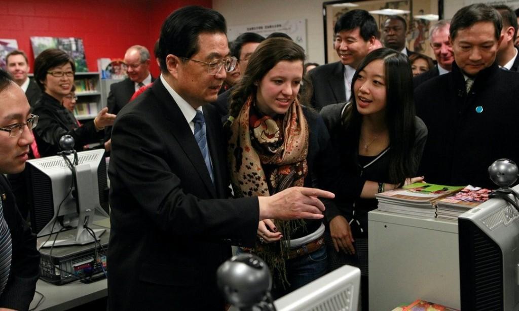 謝絕中共大外宣:美國將孔子學院列為「外國代表機構」 - The News Lens 關鍵評論網