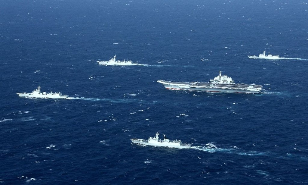 Why Asia is Wary of China's New Aircraft Carrier - The News Lens International Edition