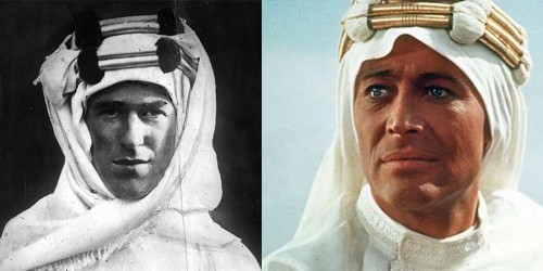 Dressing for Others: Lawrence of Arabia's Sartorial Statements