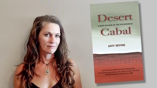 Taking on Edward Abbey: A Interview with Amy Irvine