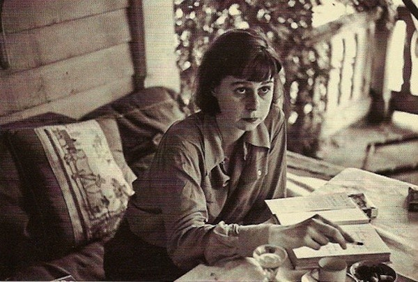Gin, Cigarettes, and Desperation: The Carson McCullers Diet