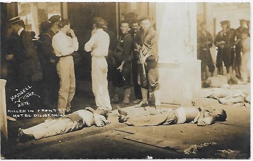 Postcards of American Violence