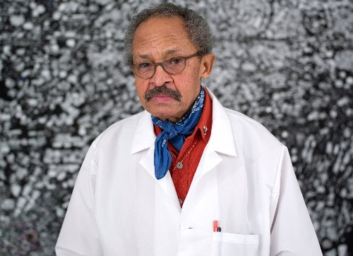 Jack Whitten on His Otherworldly Paintings (And Octopuses)