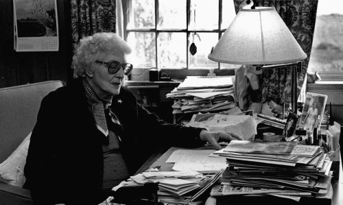 Paris Review - May Sarton, The Art of Poetry No. 32