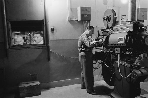 Redux: Film Is Death at Work