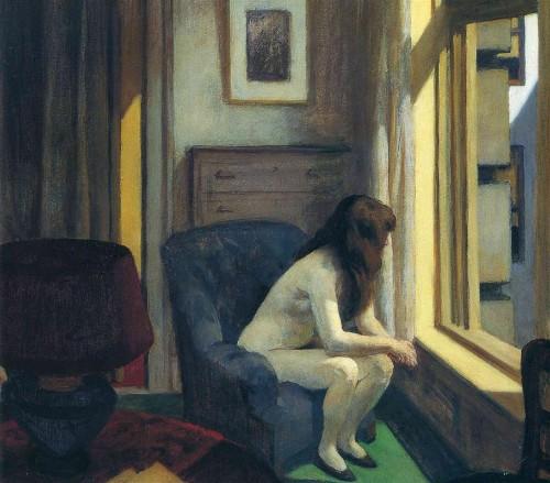 Jo Hopper, Woman in the Sun