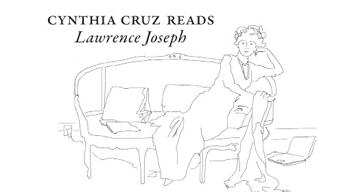 Poets on Couches: Cynthia Cruz