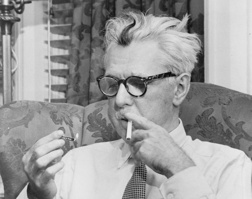 Paris Review - James Thurber, The Art of Fiction No. 10