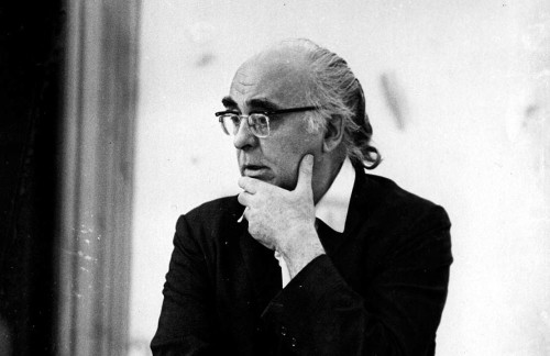Paris Review - Charles Olson, The Art of Poetry No. 12