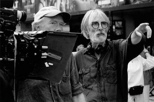 Paris Review - Michael Haneke, The Art of Screenwriting No. 5