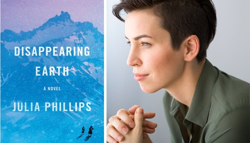 The Ideal Place to Disappear: An Interview with Julia Phillips