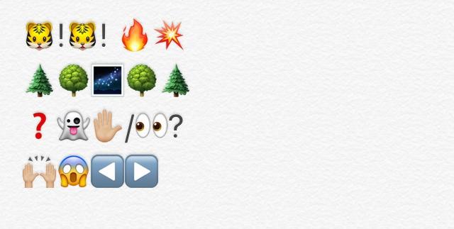 Emoji Poetry Contest