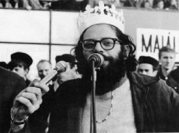 A Letter from Allen Ginsberg Corrects the Record on LSD