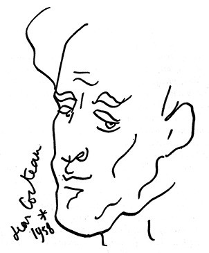 Paris Review - Jean Cocteau, The Art of Fiction No. 34