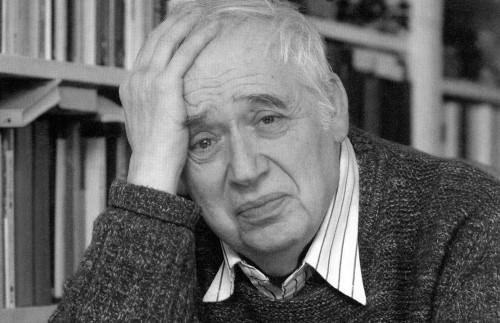 Harold Bloom, The Art of Criticism No. 1