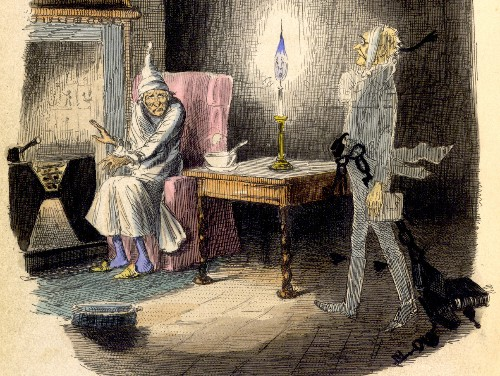 5 Forgotten Christmas Ghost Stories