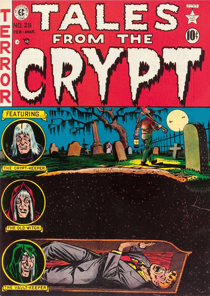 How Horror Transformed Comics