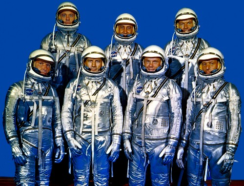 A Brief History of Spacefarers—How We Imagine Our Astronauts