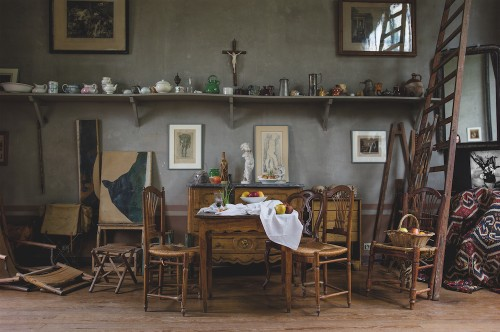 The Objects of Paul Cézanne, Captured