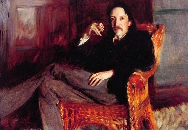 Epitaphic Fictions of Robert Louis Stevenson & Philip Larkin