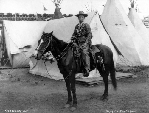 Calamity Jane's Alleged Letters to Her Daughter