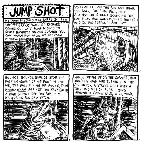Comics as Poetry
