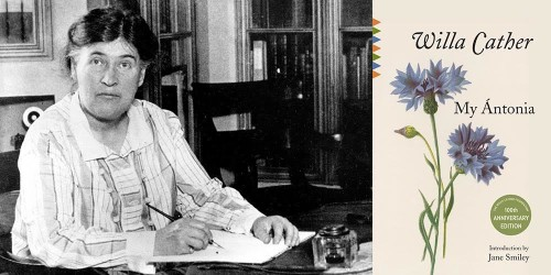 Willa Cather, Pioneer