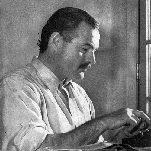 Paris Review - Ernest Hemingway, The Art of Fiction No. 21