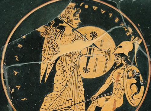 Athena, Goddess of Copyediting