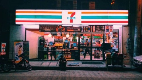Running into My Dead Mother at 7-Eleven