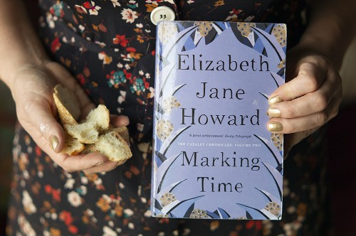 Cooking with Elizabeth Jane Howard