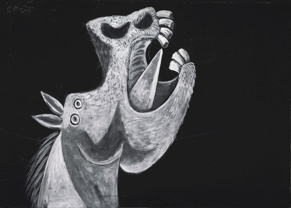 Revisited: 'Guernica'