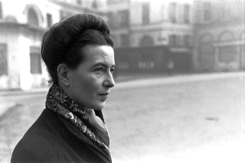 Paris Review - Simone de Beauvoir, The Art of Fiction No. 35