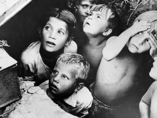 The Soviet Children Who Survived World War II