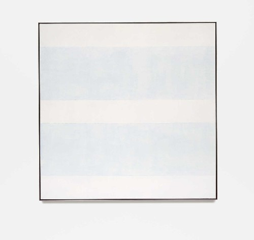On Line: The Pulse of Agnes Martin