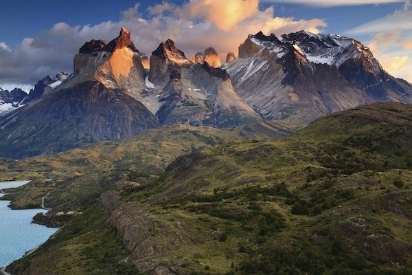 In Patagonia in Patagonia