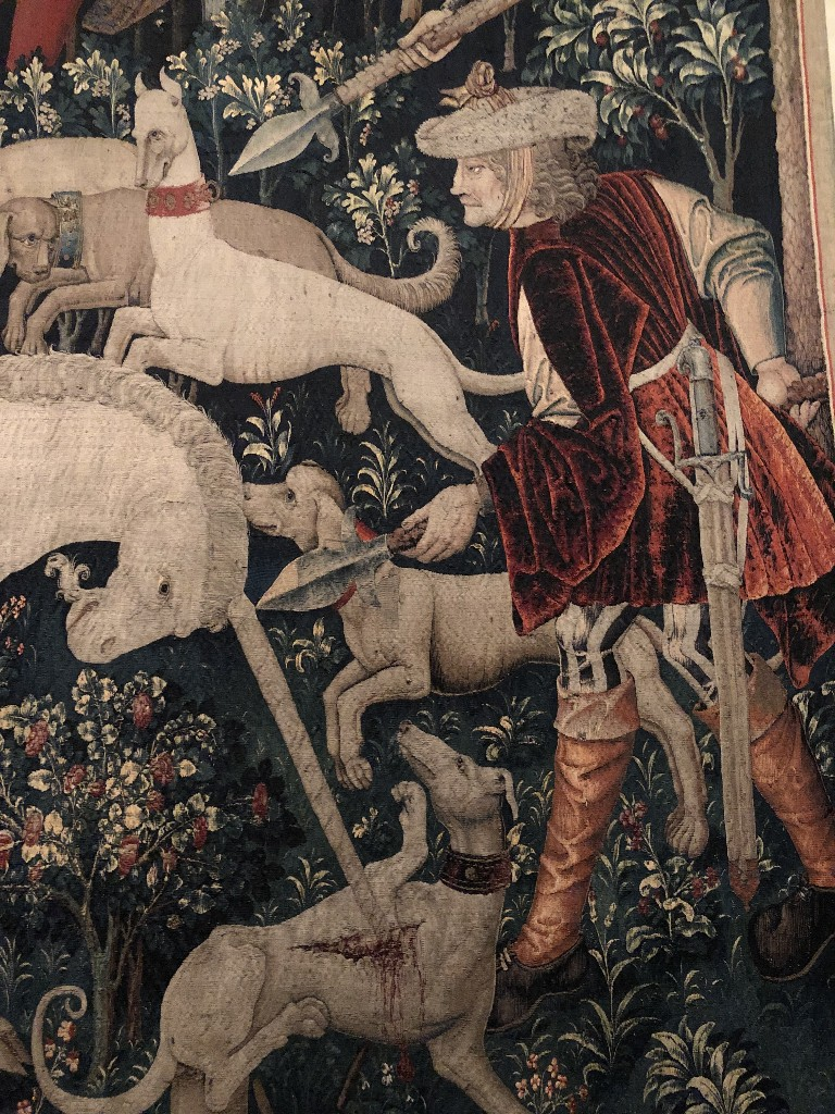 The Secret of the Unicorn Tapestries