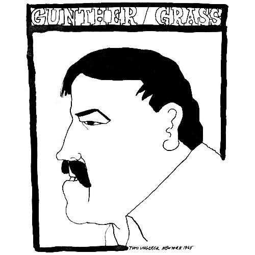 Paris Review - Günter Grass, The Art of Fiction No. 124