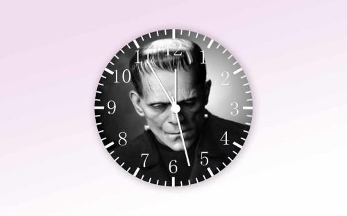 Weird Time in Frankenstein