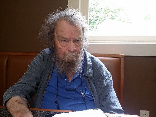 Donald Hall, Foremost God in the Harvard College Pantheon